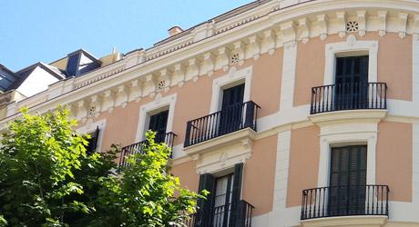 PERIMETRO 5   Reconstruccion Edificios, Rehabilitacion Fachadas,  Restauracion Chalets, Viviendas Unifamiliares, Fachadas